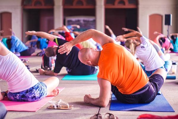 people-exercising-yoga