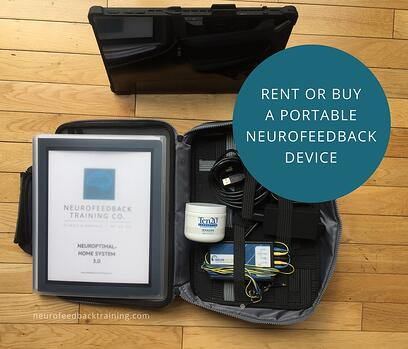 rent or buy a neurofeedback machine for home or professional use