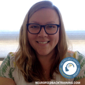 Kate neurooptimal trainer in denver