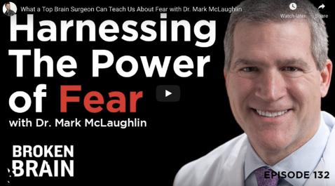 Harnessing the Power of Fear podcast