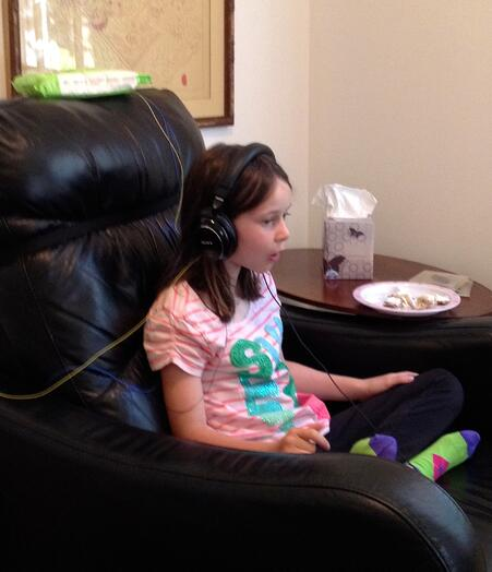 kid brain training with neurofeedback