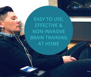 does brain training with the neuroptimal work