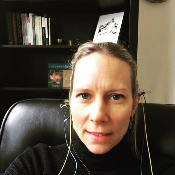 Natalie Baker of the Neurofeedback Neuroptimal CO