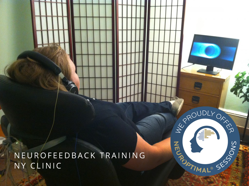 neurofeedback nyc session