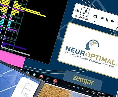 Neuroptimal Tablet for home rentals