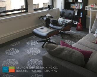 relaxing neurofeedback wellness center