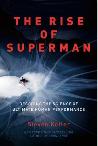 Rise of Superman book by Steven Kotler
