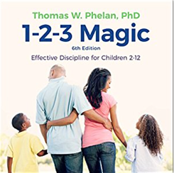 1-2-3 Magic thomas w. phelan book cover