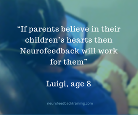 neurofeedback review from a child