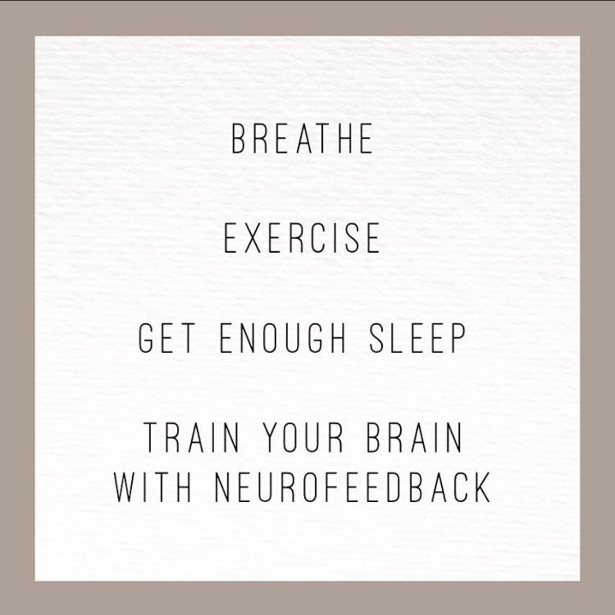 Self-regulate tips neurofeedback results
