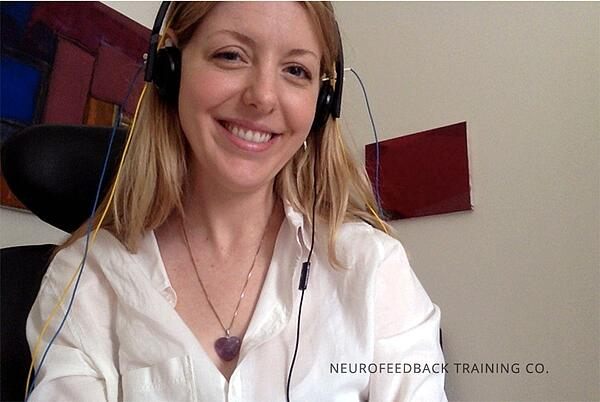 Neurofeedback Neuroptimal office session