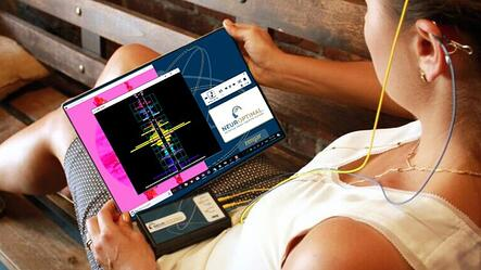 the neurooptimal neurofeedback equipment is an advanced technology developed by zengar
