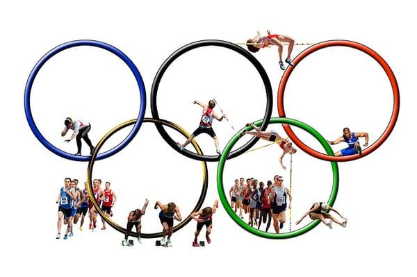 peak performance in Olympic athletes
