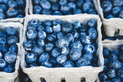 Berries,blueberries especially do miracles for your brain