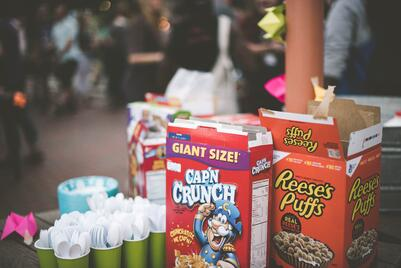 sugary cereals - graveyard of your brain health