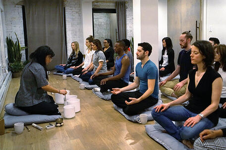 Brain training - Meditation