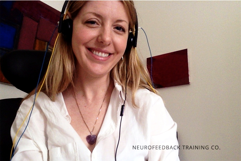 neurofeedback training nyc session in office